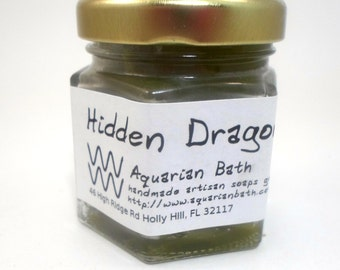 Hidden Dragon Balm - Herbal Salve