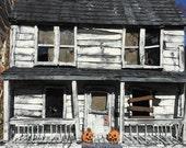 Halloween The Michael Myers abandoned house