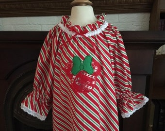 Christmas Disney Gown