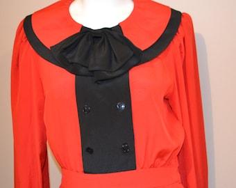 Vintage Dress Albert Nipon Executive