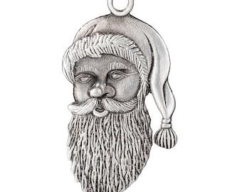 Santa Clause Pendant - Sold Individually - #T152