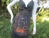 Nightmare Before Christmas t shirt bikini dress