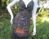Nightmare Before Christmas t shirt bikini dress