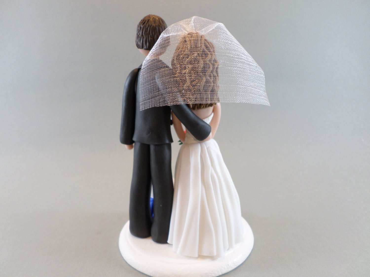 Cake Toppers - Custom Handmade Family Wedding Cake Topper ...