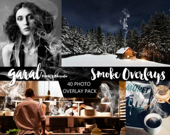SMOKE PHOTOSHOP OVERLAYS, photoshop overlay, smoke overlays, smoking, realistic cigarette smoke, white smoke, mystical smoke