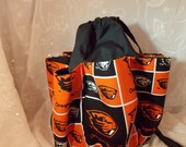 Oregon State Bingo Bag-Multi Pocket Gadget Bag-Oregon State Beavers Gadget Bag