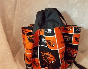 Oregon State Bingo Bag-Multi Pocket Gadget Bag-Oregon State Beavers Gadget Bag