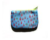 Blood Rain mini coin purse