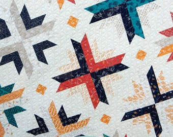Hope Valley Quilt PDF Pattern