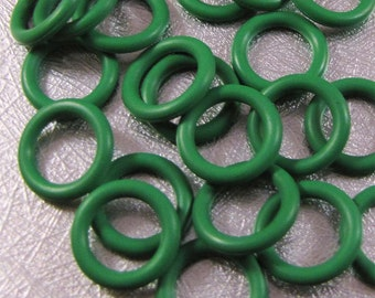 15mm Green Rubber Orings