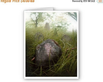 ON SALE Haunted Notecards