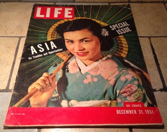 December 31, 1951 Life Magazine Special Issue
