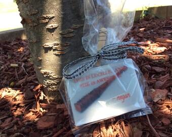 Walking Dead Soap - Negan Soap - Walking Dead Novelty Soap - AN AJSweetSoap Exclusive