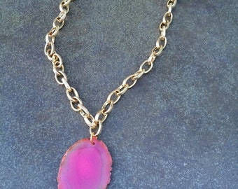 Protea Necklace
