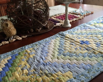 Quilted runner