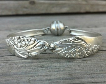 Beautiful Antique Spoon Bracelet