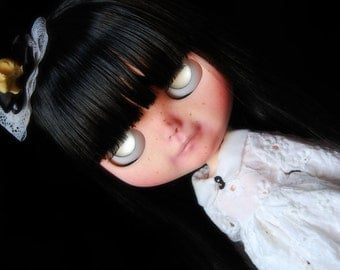 """SALE SALE SALE! Custom Blythe doll Check it out!  """"Luna"""" by Fausto & Gretchen. Layaway accepted."""