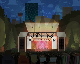 "2016 Calgary Folk Music Festival ""Mainstage"" | A Unique Take on a Tradition of the Calgary Folk Music Festival"