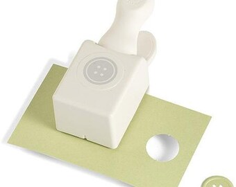 Martha Stewart Embossed Button punch