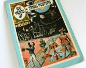 Vintage 100 Years of Magic Posters Softbound Book 1st Printing 1976