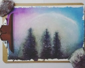 My mystical woods limited edition print