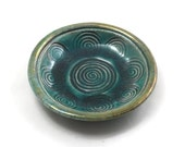 Spirals Pottery Bowl