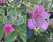RESERVED FOR CHRISTINA - Tree of Life Earrings