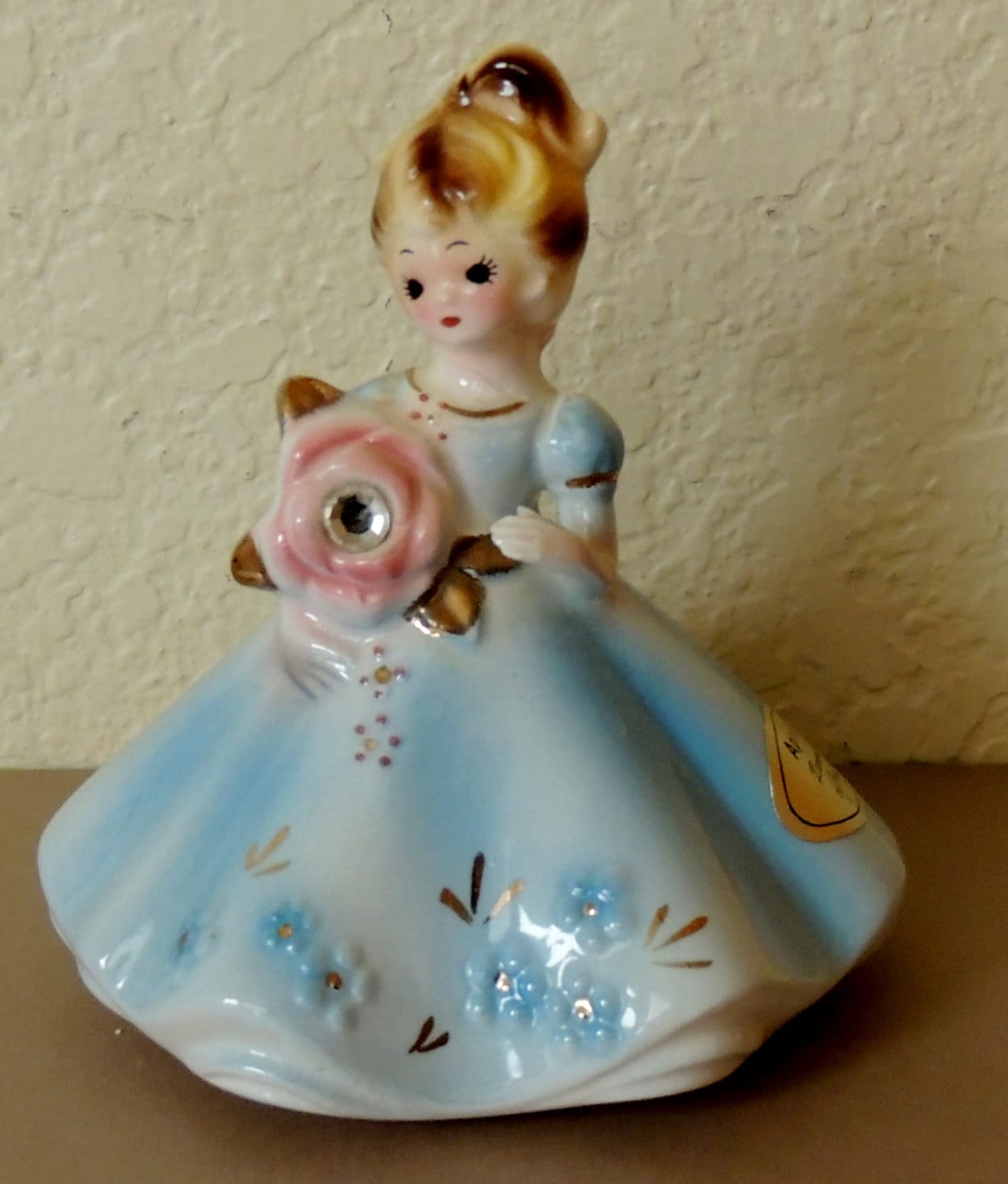 Josef Original APRIL Birthday Girl Figurine By