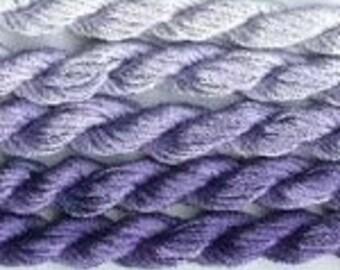 Soie d'Paris Highveld Storm - Stranded silk