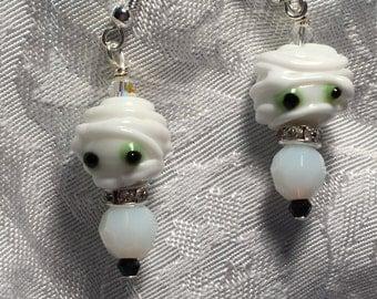 Mummy Earrings FREE SHIPPING
