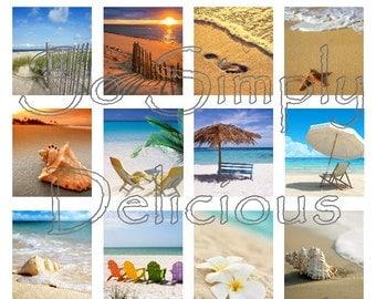 Life's a Beach, Scrabble Tiles - 48 Pictures