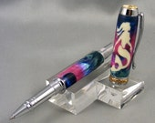 Mermaid Chrome with Gold Rollerball