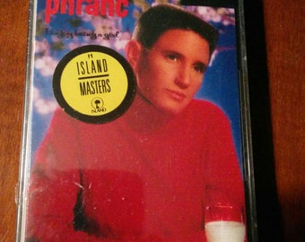 Phranc Jewish lesbian folksinger I Enjoy Being a Girl Morrissey cassette glbt