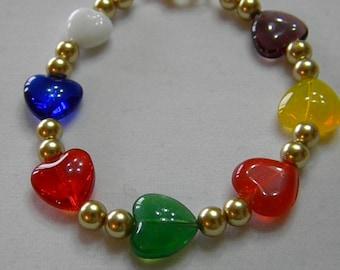 YW Value colors bracelet