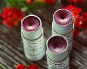 Organic Lip & Cheek Stain. 100 % Natural tint, no mica, no carmine, no iron oxides. Nature's Glow. Vegan lip tint.