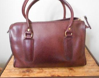Coach leather Speedy Bag
