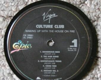 Culture Club Coaster