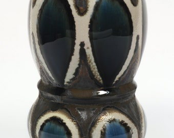 Soda Fired Porcelain Vase