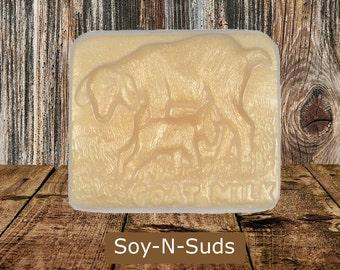 OATMEAL MILK HONEY Soap ~ Bar Soap ~ Homemade Glycerine Soap ~ Handcrafted Soap