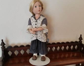 1880's Style outfit for 16 inch Doll