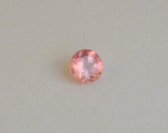 Rhodochrosite Sweet Home Mine 5mm Round