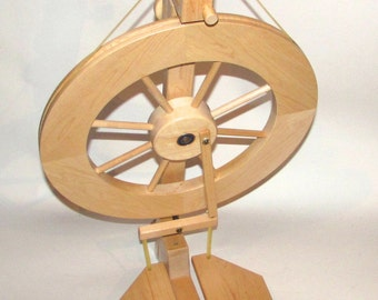 Used Complete Lendrum DT Spinning Wheel