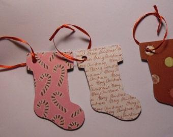 Christmas Stockings Set of 3