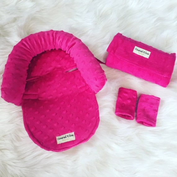 Car seat cover / CUDDLE bundle set