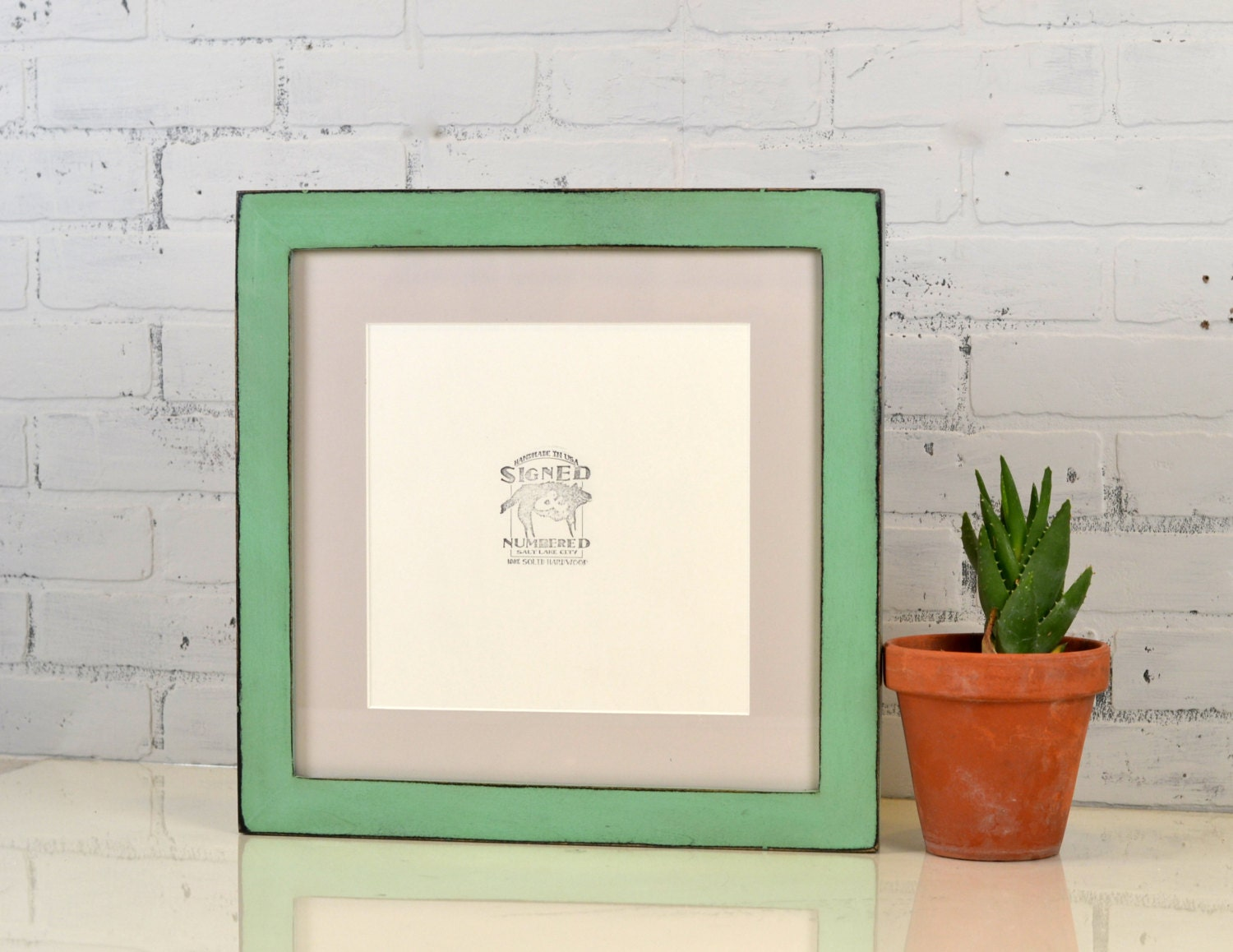 14x14 Square Picture Frame In 1 5 Standard Style With Vintage