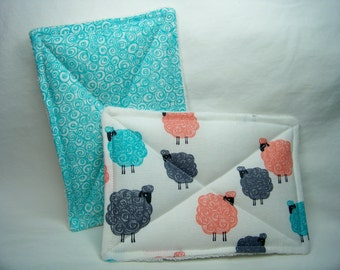 Nodda Sponge in Baa Baa Baby - Sponge Set - Dish Cloth - Cleaning Cloth - Eco Friendly - Ready To Ship
