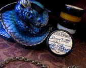 Dragon Butter  (solid perfume--dragons blood, vanilla, nutmeg, cocoa)