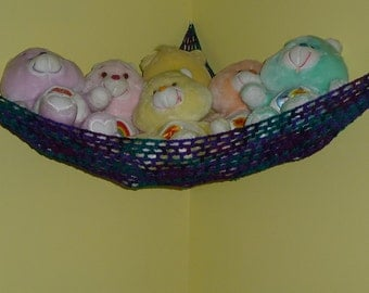 Hammock for Stuffed Animals, Gemstone