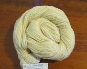 Natural Handspun Wool 147g