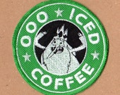 Ooo Iced Coffee Patch - Adventure Time